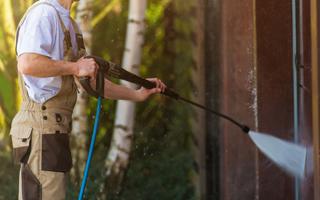Power Washing <br/> & Mildew Prevention
